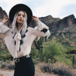 fashion blogger edgy alternative witch arizona