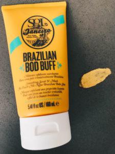 Sol De Janeiro Brazilian Bod Buff leather doll