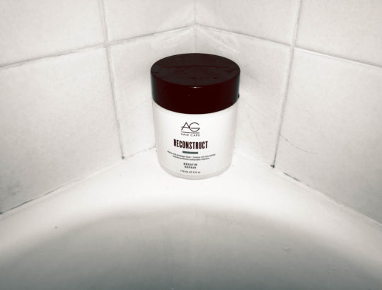 AG Hair Keratin Repair Reconstruct Intense Anti-Breakage Mask