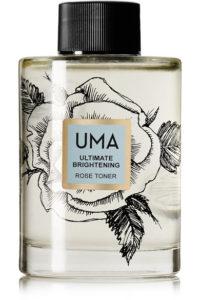 brightening rose facial oil