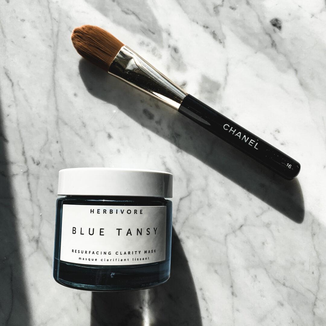 Blue Tansy Invisible Pores Resurfacing Clarity Mask