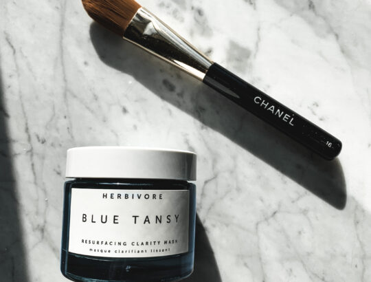 Blue Tansy Invisible Pores Resurfacing Clarity Mask
